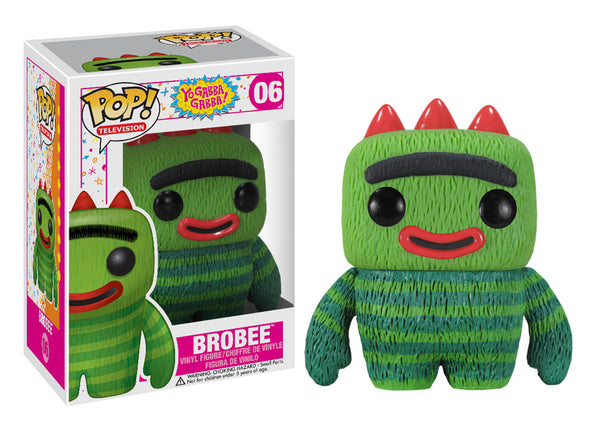Pop! TV: Brobee