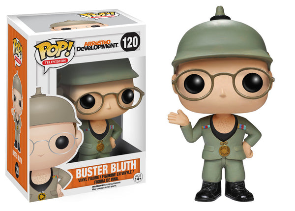 Funko POP TV : Arrested Development - Buster Bluth Good Grief Version