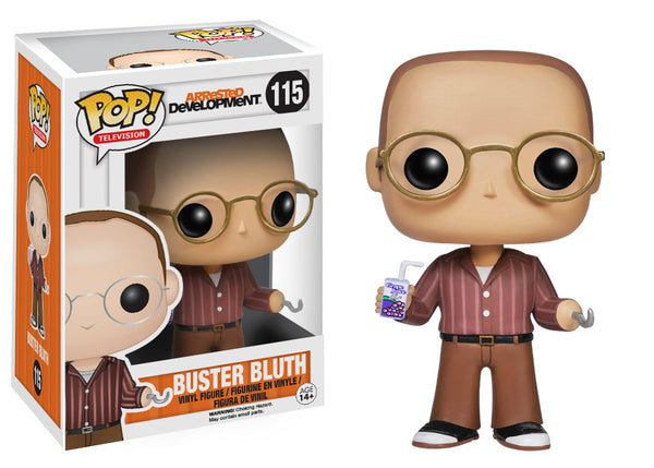 Funko POP TV : Arrested Development - Buster Bluth