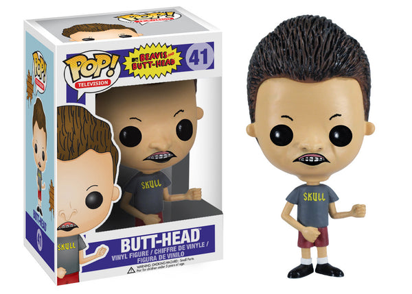 Funko POP! TV : Beavis and Butt-head: Butt-Head