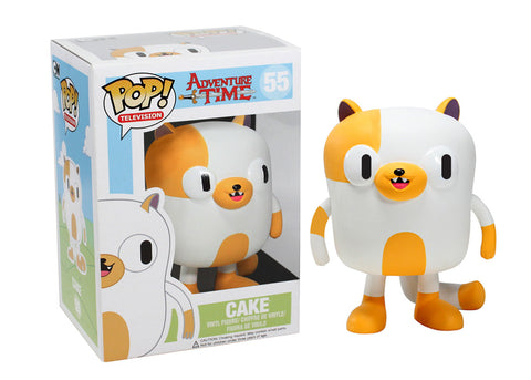 Pop! TV: Adventure Time - Cake