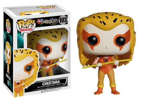 POP! TV: Thundercats - Cheetara