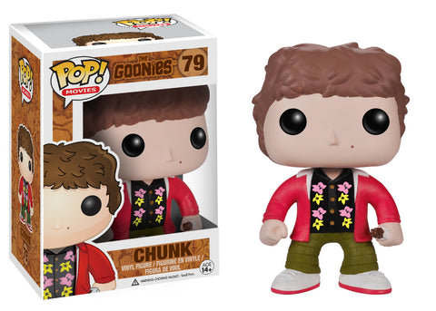 Funko Pop! Movies: The Goonies - Chunk