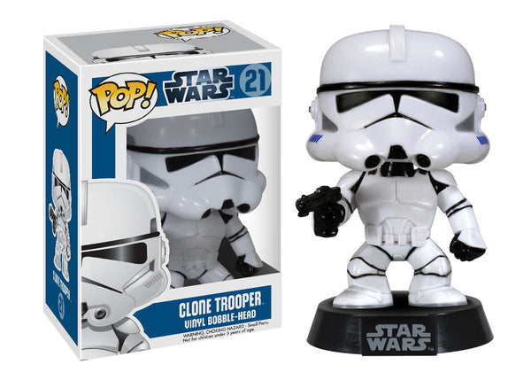 Pop! Star Wars: Clone Trooper
