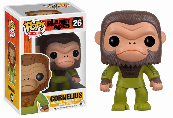 Funko Pop! Movies: Planet of the Apes - Cornelius