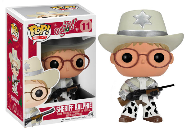 Pop! Movies: A Christmas Story - Sheriff Ralphie