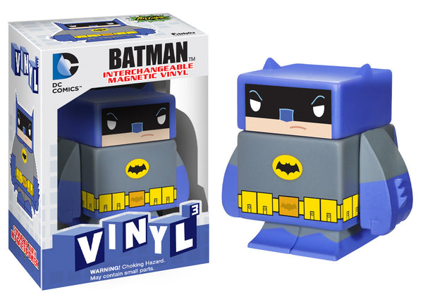 Funko Vinyl Cubed: DC Comics - Batman TV