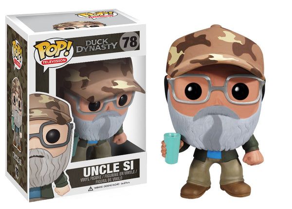 Funko POP! TV : Duck Dynasty - Si