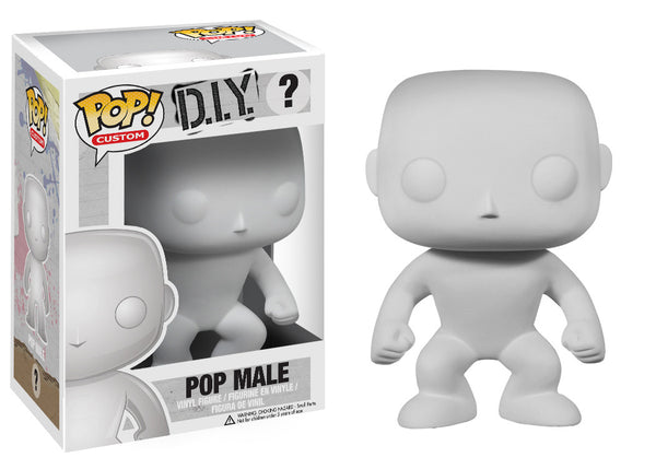 Funko POP! DIY: Male