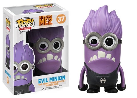 Funko Pop! Movies: Despicable Me - Evil Minion
