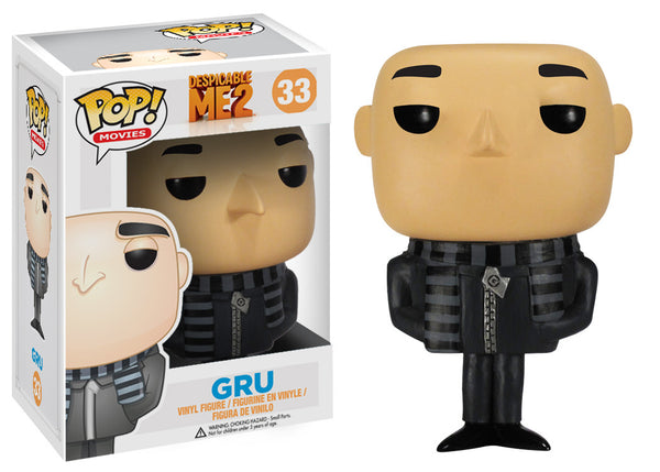 Funko Pop! Movies: Despicable Me - Gru