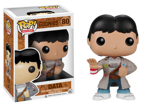 Funko Pop! Movies: The Goonies - Data