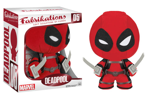 Fabrikations: Deadpool