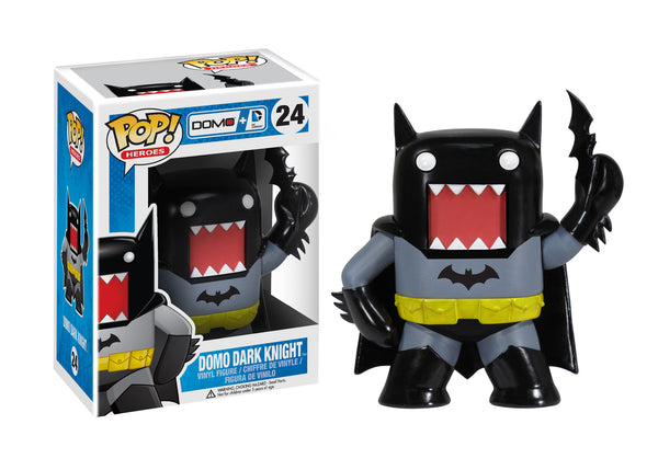 Pop! Heroes: Domo Dark Knight Batman