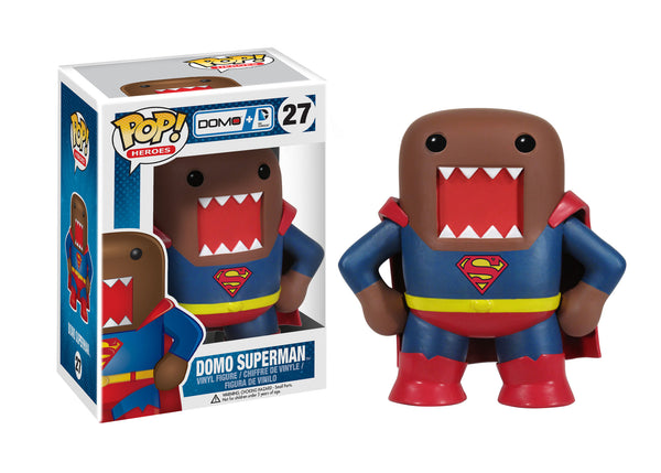 Pop! Heroes: Domo Superman