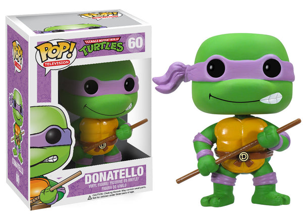 Funko POP! TV: Teenage Mutant Ninja Turtles - Raphael
