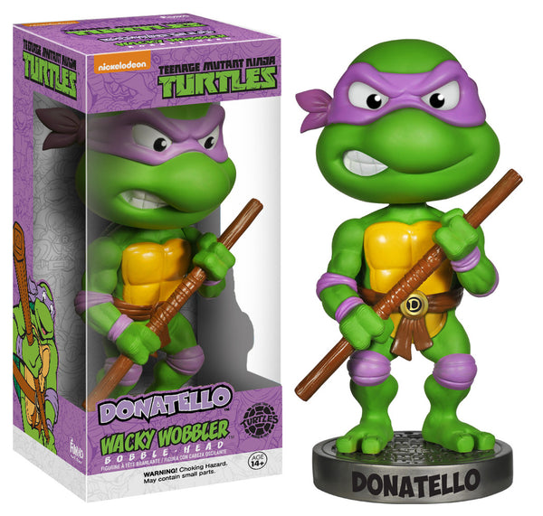 Funko Wacky Wobbler: Teenage Mutant Ninja Turtles - Donatello