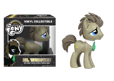 Vinyls: My Little Pony - Dr. Whooves
