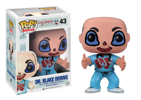 Pop! Children's Hospital: Dr. Blake Downs