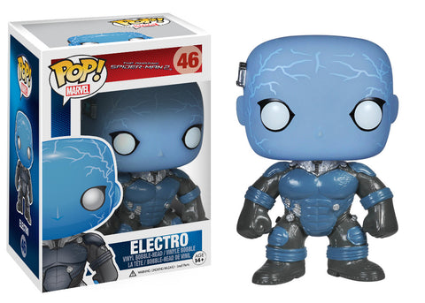 Funko POP! Marvel: Amazing Spiderman MOVIE 2 - Electro