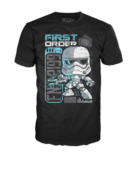 Pop! Tees: Star Wars - Riot Control Trooper