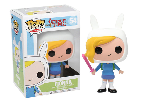 Pop! TV: Adventure Time - Fionna