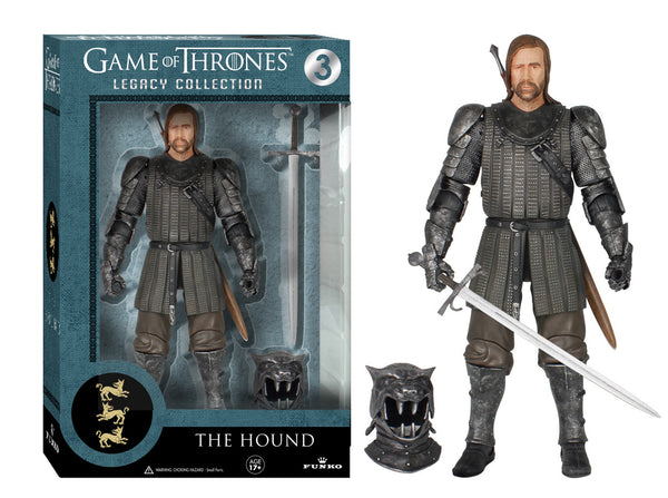 The Legacy Collection: Game of Thrones - The Hound