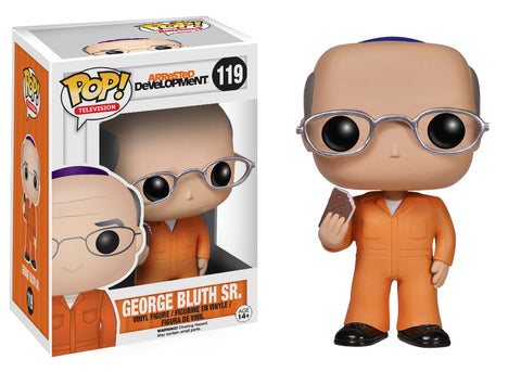 Funko POP TV : Arrested Development - George Bluth Sr