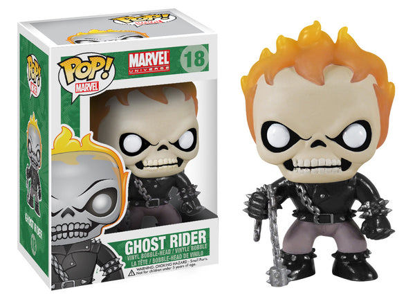 Pop! Marvel: Ghost Rider
