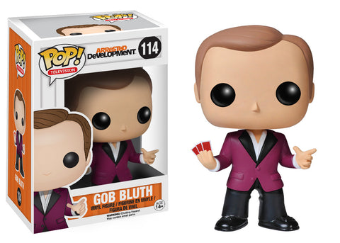 Funko POP TV : Arrested Development - Gob Bluth