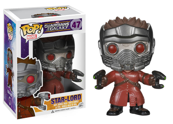 Funko POP! Marvel: Guardians of the Galaxy - Star Lord