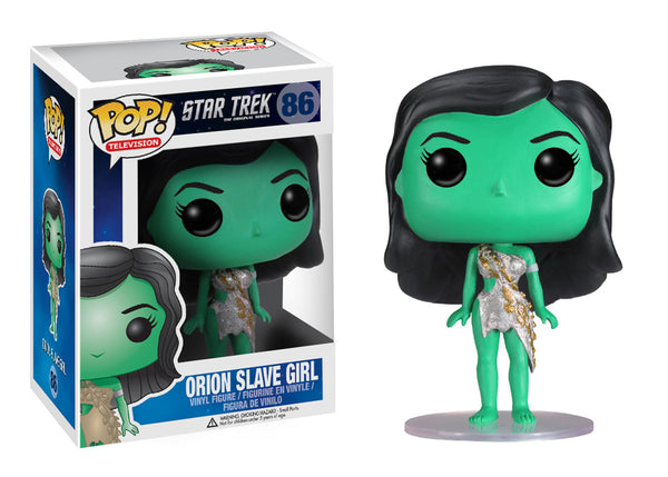 Pop! Star Trek: Orion Slave Girl