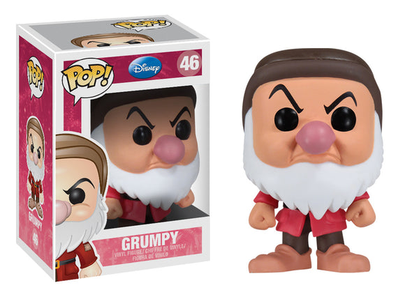 Pop! Disney Series 4: Grumpy