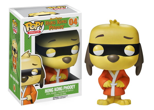 Pop! Animation: Hanna-Barbera - Hong Kong Phooey
