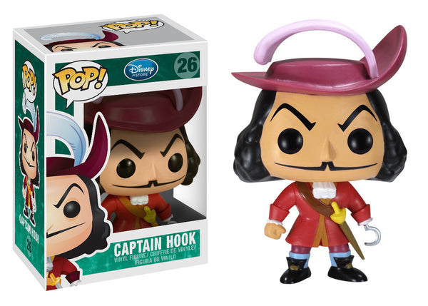 Pop! Disney Series 3: Captain Hook