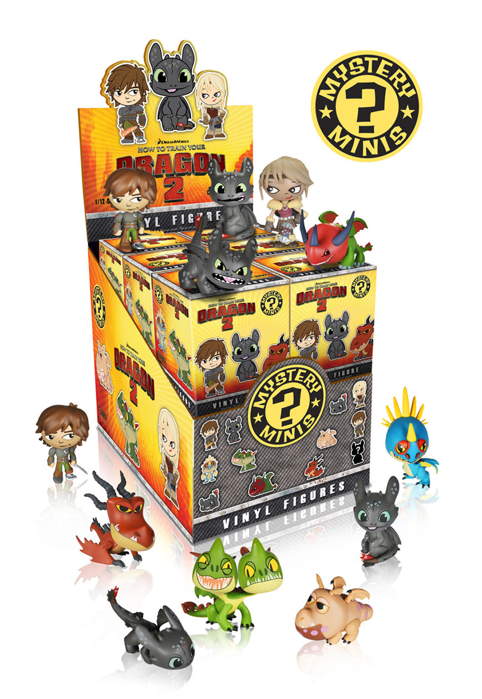 How to train your dragon catalog funko mystery minis blind box how to train your dragon 2 ccuart Images