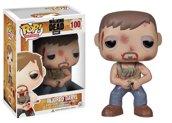Pop! TV: The Walking Dead - Injured Daryl