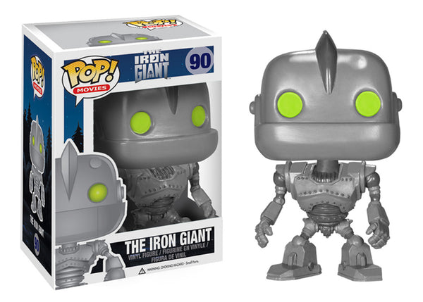 Pop! Movies: The Iron Giant - The Iron Giant