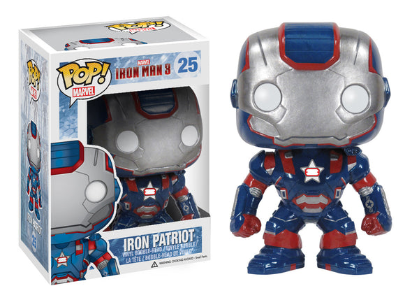 Pop! Marvel: Iron Man 3 - Iron Patriot