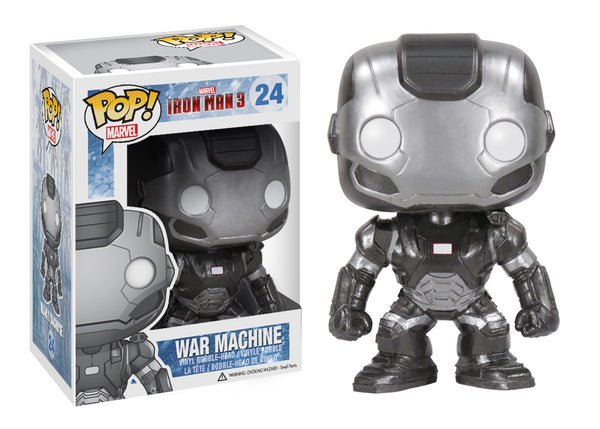Pop! Marvel: Iron Man Movie 3 - War Machine