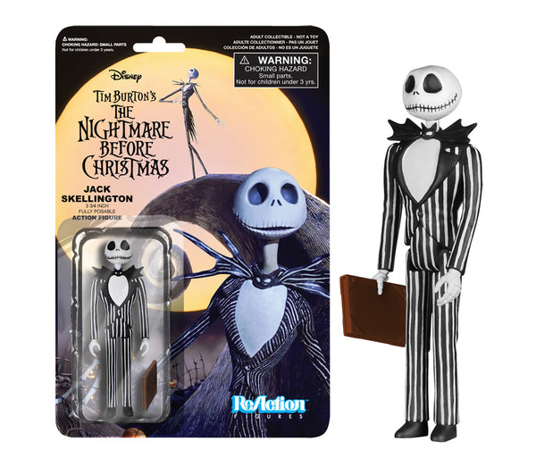 ReAction: Nightmare Before Christmas - Jack Skellington