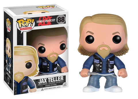 Funko POP! TV: Sons of Anarchy - Jax