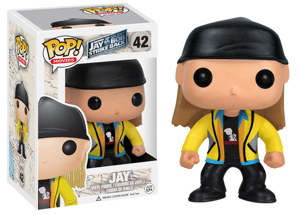 Funko Pop! Movies: Jay and Silent Bob Strike Back - Jay