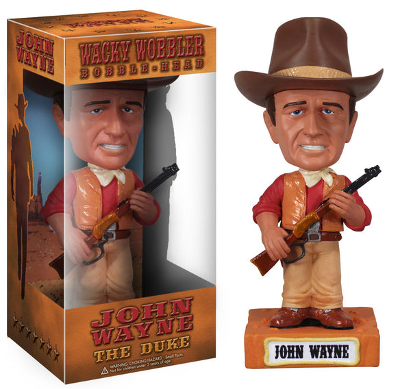 Wacky Wobbler: John Wayne - The Duke
