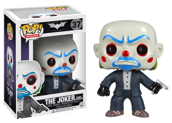 Funko POP! Heroes: Dark Knight MOVIE Bank Robber