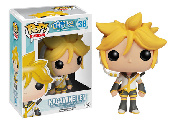 Pop! Animation: Vocaloid - Kagamine Len
