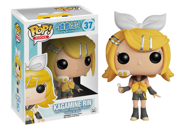 Pop! Animation: Vocaloid - Kagamine Rin