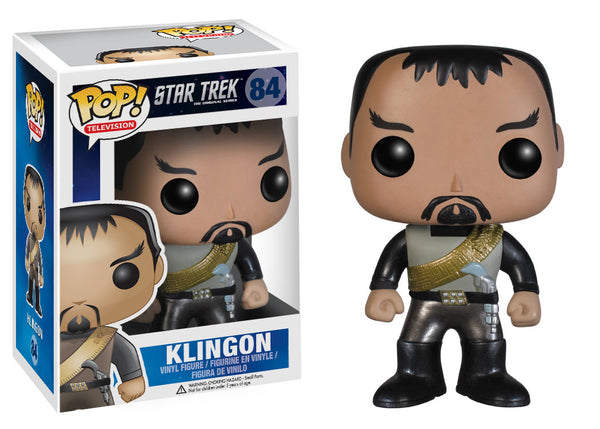 Funko POP! TV: Star Trek - Klingon
