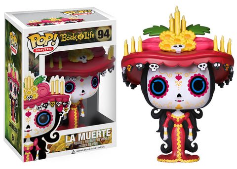 Funko POP! Movies : Book of Life - La Muerte
