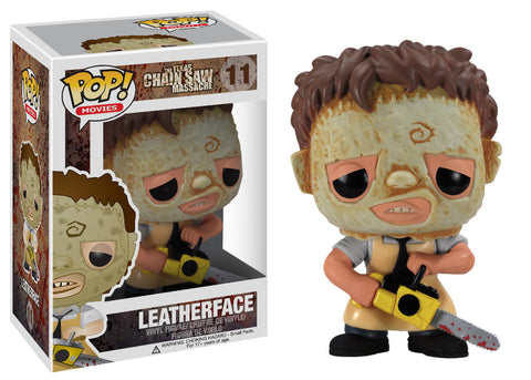 Pop! Movies: The Texas Chainsaw Massacre - Leatherface
